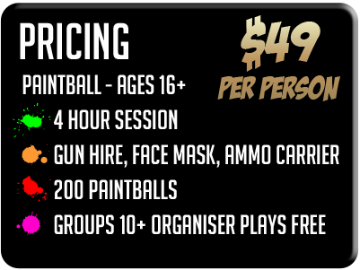 geelong-paintballing-prices